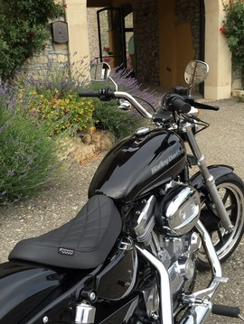 Harley Davidson Sportster Seats For Forty Eight Seventy