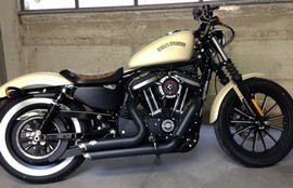 2001 Harley Sportster 883 Bobber - 0425
