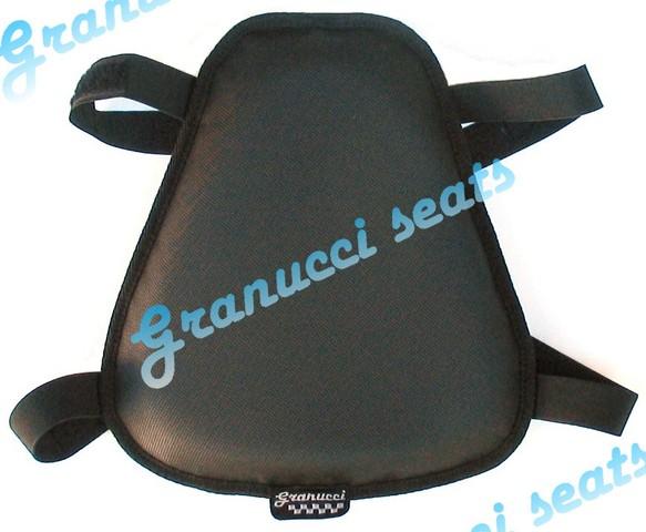 coussin confort de gel pour selle moto selles moto granucci seats. Black Bedroom Furniture Sets. Home Design Ideas