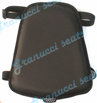 cuscini gel pads motorcycle seats granucci seats. Black Bedroom Furniture Sets. Home Design Ideas