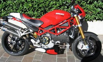 Ducati Monster 600 750 900 Motorcycle Seats Granucci Seats