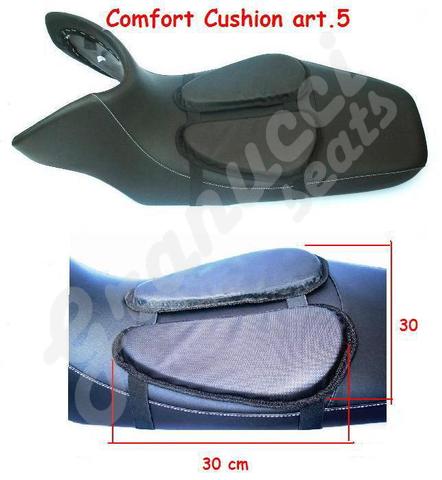 cuscini gel pads granucci seats. Black Bedroom Furniture Sets. Home Design Ideas
